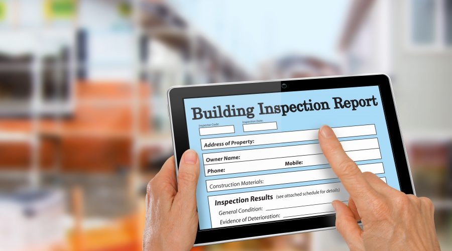 Order An Inspection for Peace of Mind